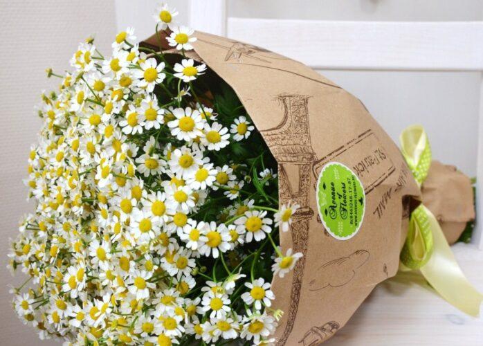 Приобретение цветов в Москве