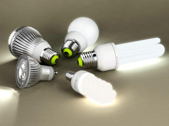 Сбор энергосберегающих ламп в Москве