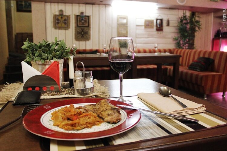 5 лучших мест где можно посидеть в Москве