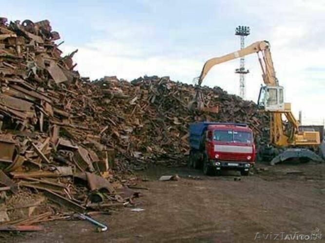 Где можно сдать металлолом в тюмени цена лома черных металлов в Зверосовхоз