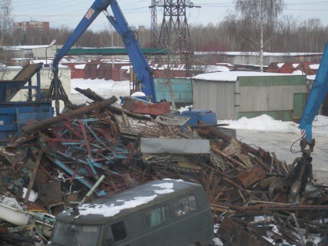 Сдать металлолом в Тольятти