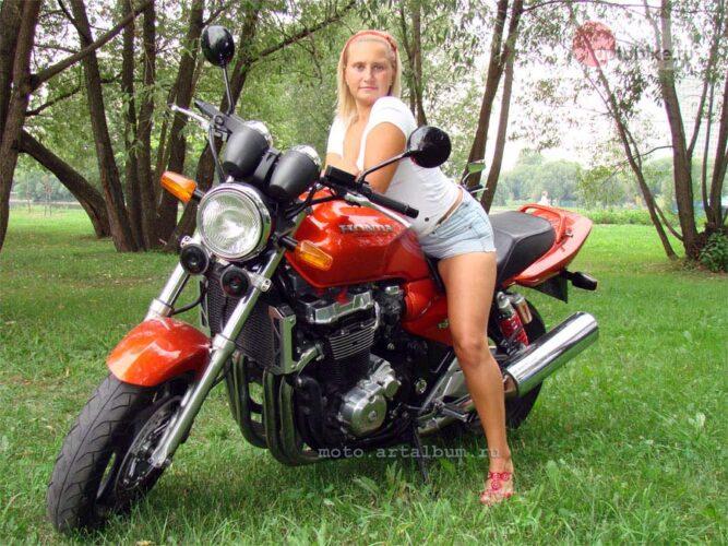 Купить мотоцикл в Москве