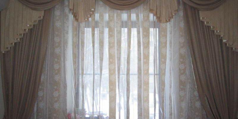 Купить шторы в Москве