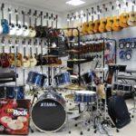 Купить гитару в Москве