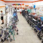 Купить инвалидную коляску в Москве