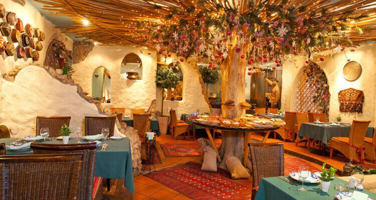 Узбекские рестораны