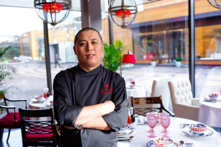 Китайский повар