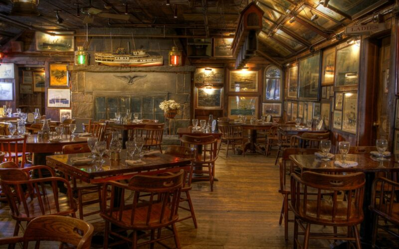 Чешский ресторан