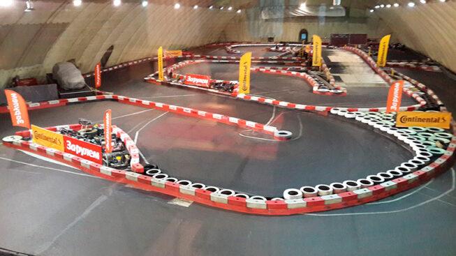 Закрытый картинг «Forza Karting» в Москве