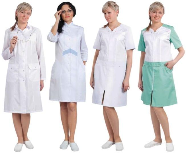 Как отбелить белый медицинский халат в домашних условиях