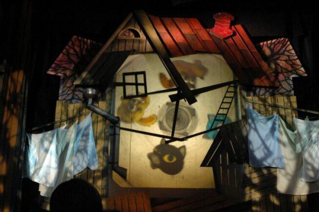 Детский театр теней