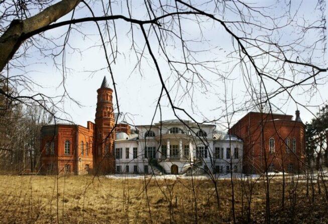 парк «Покровское-Стрешнево»