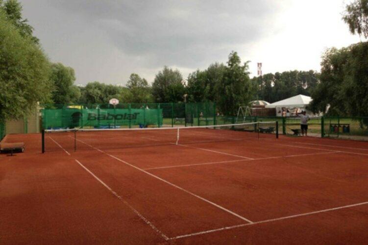 Серебряный бор теннисный корт