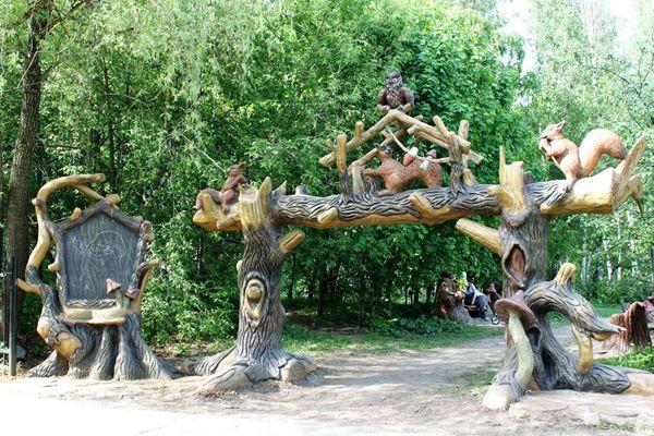 Парк Алтуфьевский