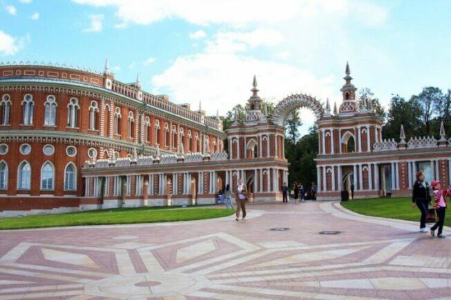 Царицынский парк в столице России