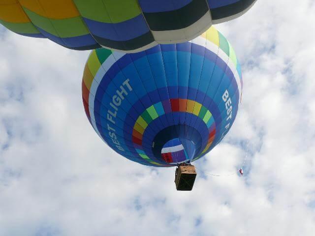 Полет на воздушном шаре от компании Best Flight