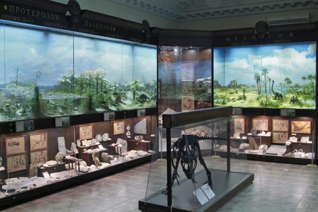 Государственный биологический музей в Москве