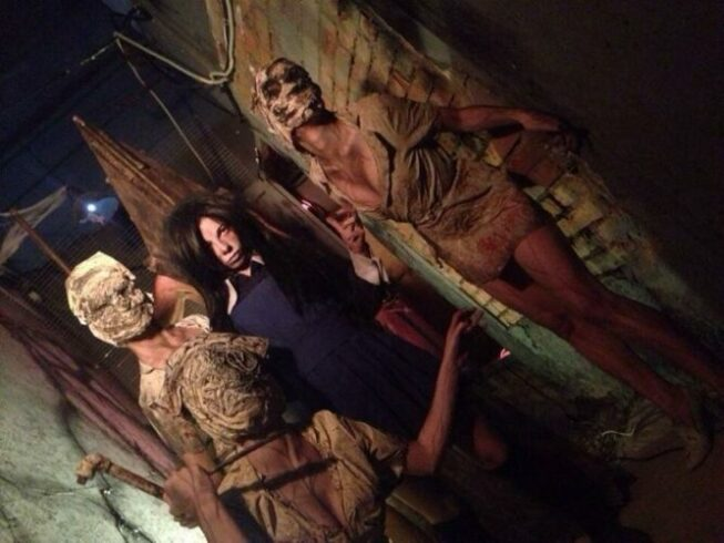 Квест Silent Hill в Москве
