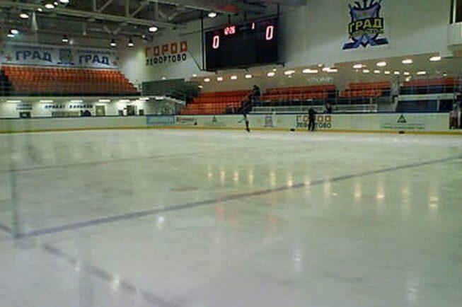 Хоккейный комплекс Град в Москве