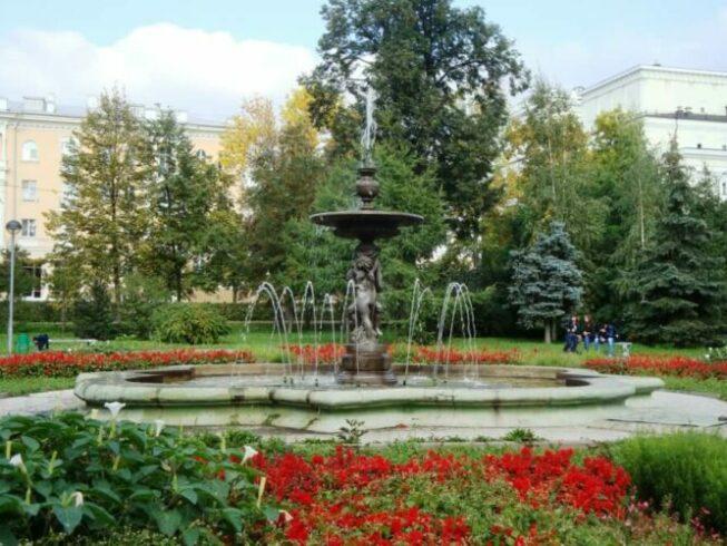 Ленинский сад