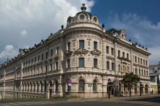 Александровский пассаж в столице Татарстана