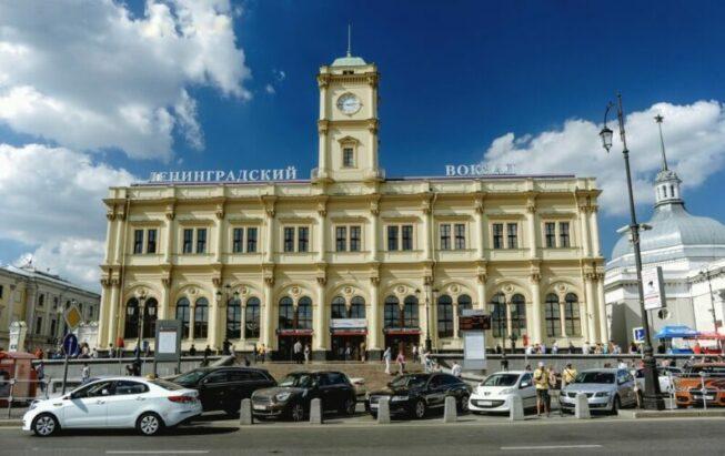 Где принять душ в Москве?