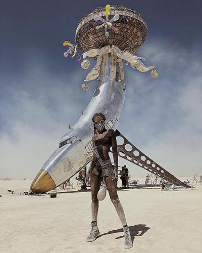 Burning Man: пламя в пустыне и тысяче сердец