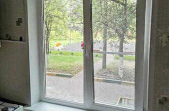 Установка пластиковых окон в Звенигороде